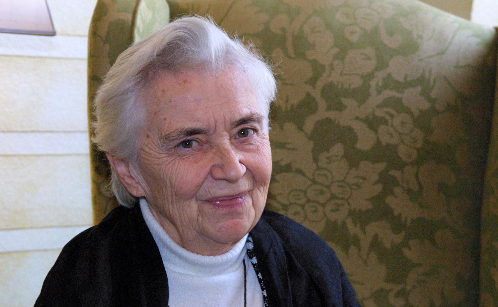 Ruth Pfau Gestorben