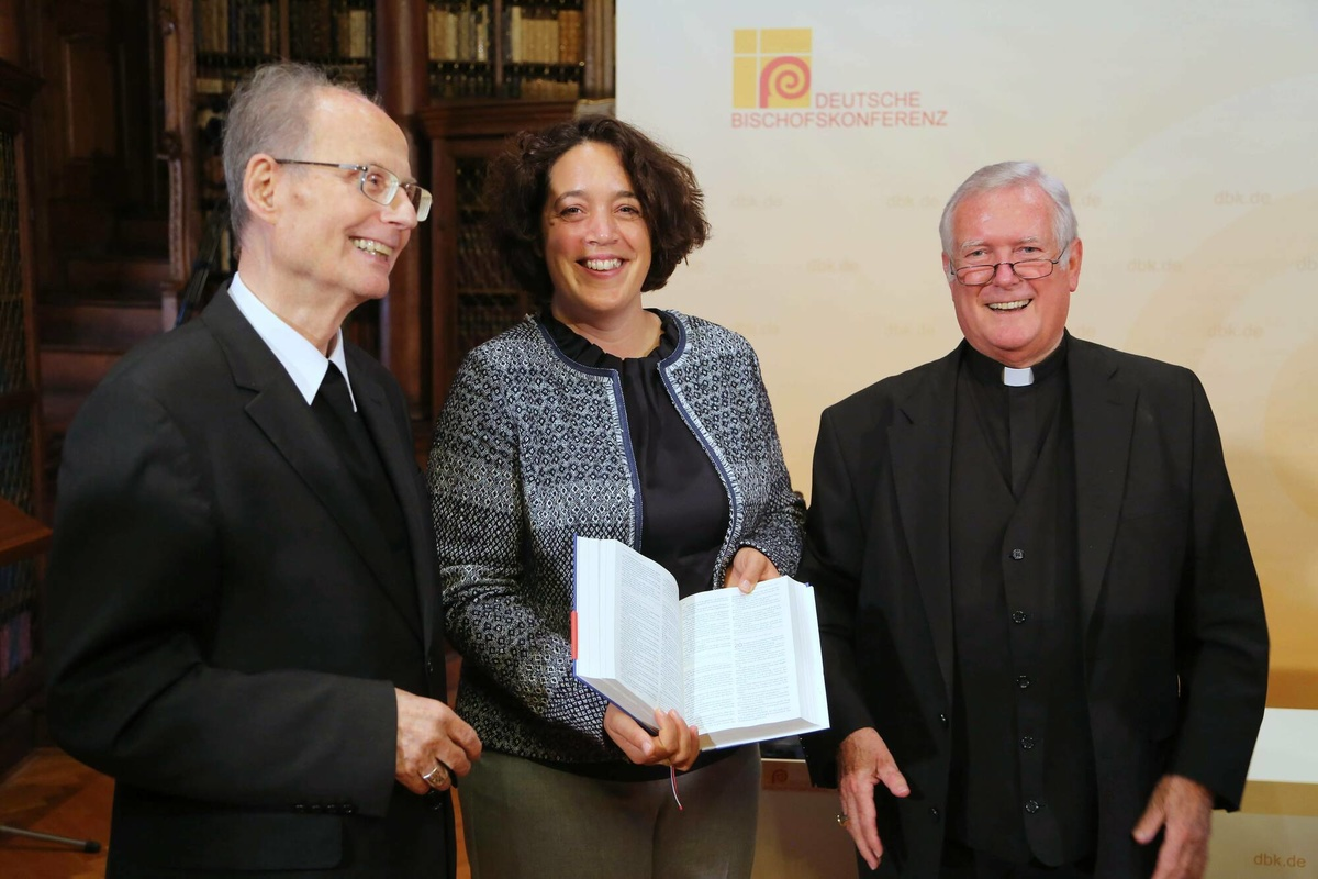Katholische Bibelübersetzung